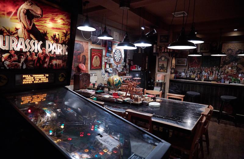 Bar Half Time in Kobe