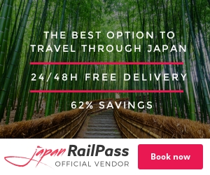 JR rail pass