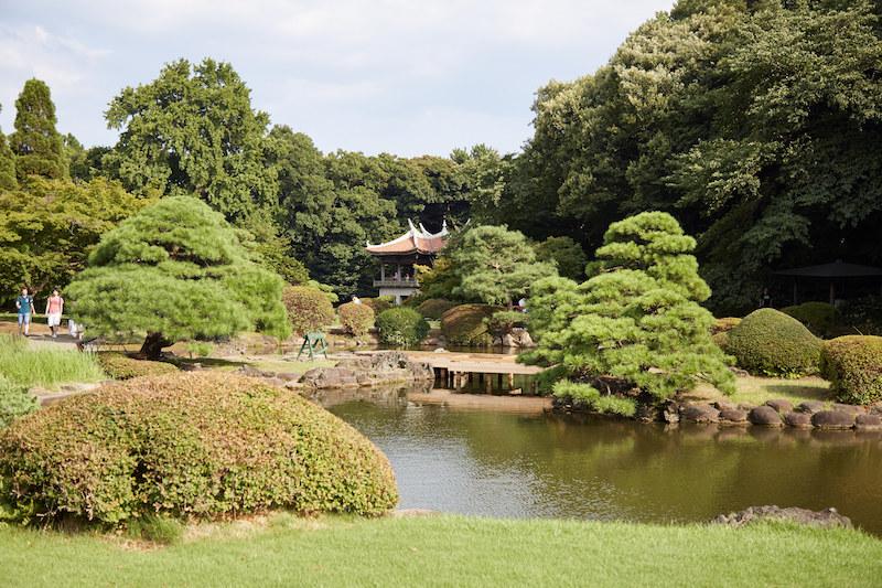 Shinjuku Imperial Gardens