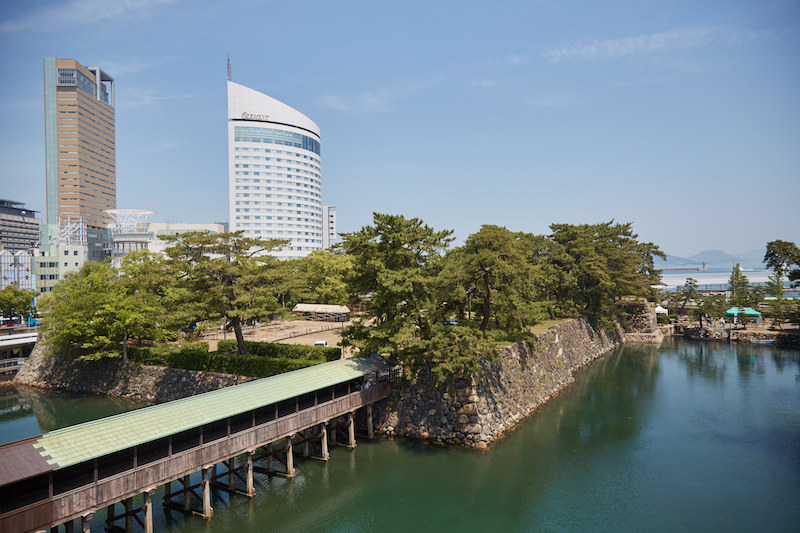 Takamatsu Castle Hotels